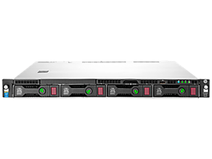 Servidor Rack HPE ProLiant DL120 Gen9 Intel Xeon E5-2603v4 6-Core (1.70GHz 15MB), 8GB, 3-1-1