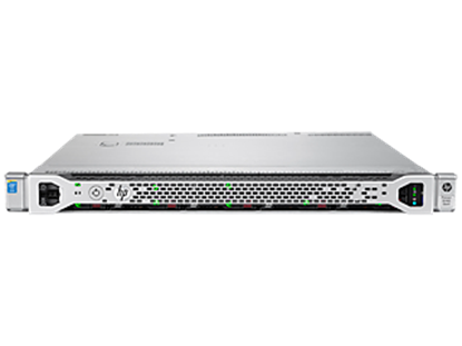 Servidor Rack HPE ProLiant DL360 Gen9 Intel Xeon E5-2630v4 10-Core (2.20GHz 25MB), 16GB, 3-3-3