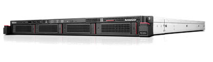 Servidor Full Equipo Rack Lenovo Thinkserver RD350, 1U, 1 x Intel Xeon E5-2609 v4 (1,70GHz) 8-Core