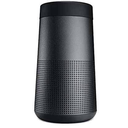 Parlante Bose Soundlink Revolve, Bluetooth, Negro, 1Year
