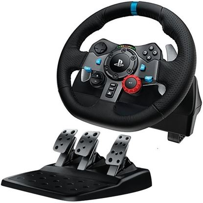 Volante de Carreras Logitech G29. Compatible con PlayStation 4 y PlayStation 3