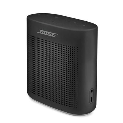 Parlante Bose SoundLink Color II, Bluetooth, Negro