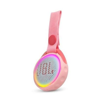 Parlante Inalámbrico JBL Jr Pop, Bluetooth, Rosa