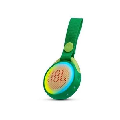 Parlante Inalámbrico JBL Jr Pop, Bluetooth, Verde