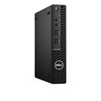 PC Dell Optiplex 3080 MFF Core i5-10500T/2.30Ghz, 8GB DDR4 2666Mhz, 1TB 7200rpm, W10 Pro, 1Yr