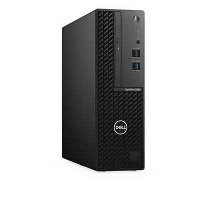 PC Dell Optiplex 3080 SFF Core i5-10500T/2.30GHz, 4GB DDR4 2666MHz, 1TB 7200RPM, W10 Pro, 1Yr