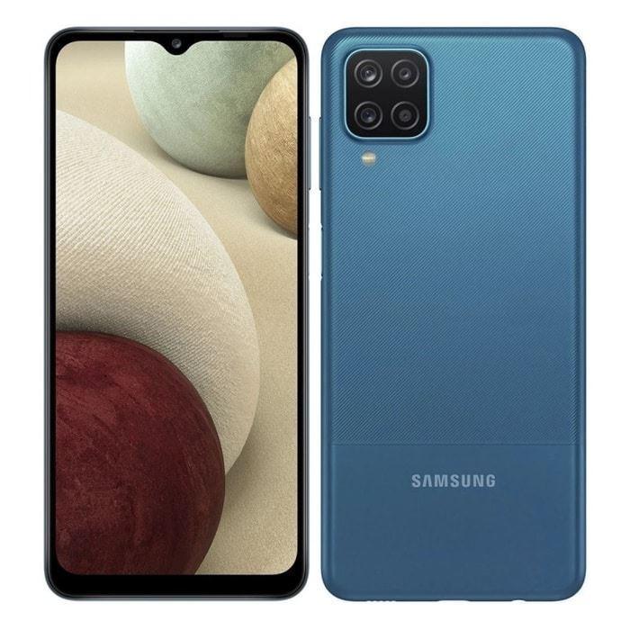 Celular Libre Samsung A12 64Gb Sm-A125Mzbgltc Azul