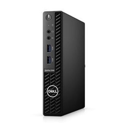 PC Dell Optiplex 3080 MFF Core i3-10100T/3.00Ghz, 4GB DDR4 2666Mhz, 500GB 7200rpm, W10 Pro, 1Yr