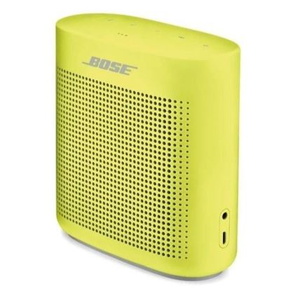 Parlante Bose SoundLink Color II, Bluetooth, Amarillo